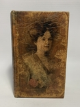 Шкатулка с изображением девушки, фото №3
