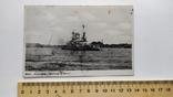Открытка Третий Рейх Военный корабль 1936 год, фото №2