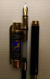 Ручка з золотым пером Frey Wille оригинал, фото №5