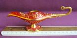 Светильник - лампа маслянная (мини) сувенир с Востока., фото №3