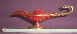 Светильник - лампа маслянная (мини) сувенир с Востока., фото №6