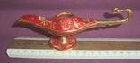 Светильник - лампа маслянная (мини) сувенир с Востока., фото №2