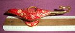 Светильник - лампа маслянная (мини) сувенир с Востока., фото №7