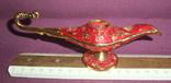 Светильник - лампа маслянная (мини) сувенир с Востока., фото №8