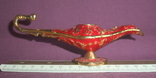 Светильник - лампа маслянная (мини) сувенир с Востока., фото №9