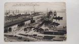 Открытка Япония порт и корабль, фото №2