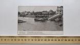 Открытка железный мост разрушенный французами 1914 год, фото №2