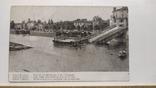 Открытка железный мост разрушенный французами 1914 год, фото №3