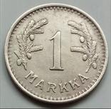 1 марка 1930 г. Финляндия, фото №3