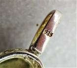 Кулон Подвеска Серебро 925, фото №9