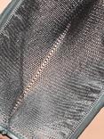 Коктейльная сумочка, кольчужное плетение, серебро, 221 грамм, Франция, фото №9