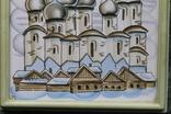 Плакетки Церковь, Монастырь, фото №4