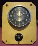 Часы Тип АЧЗ -1 автомобиль ЛАЗ 697-Е Турист ручной автоподзавод ГОСТ-54 завод ЧЧЗ., фото №5
