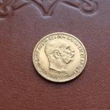 10 крон корон 1912 Австрия, фото №5