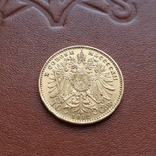 10 крон корон 1912 Австрия, фото №8