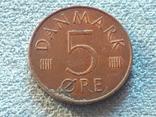 Дания 5 эре 1976 года, фото №2