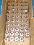 Лот новых конденсаторов 49 штук, фото №2