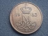 Дания 10 эре 1983 года, фото №3