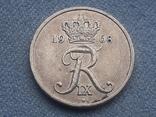 Дания 10 эре 1968 года, фото №3