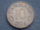 Дания 10 эре 1978 года, фото №2