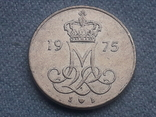 Дания 10 эре 1975 года, фото №3