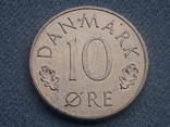 Дания 10 эре 1982 года, фото №2