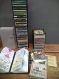 Диски, коробки, разное, около 150 шт., фото №3