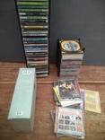 Диски, коробки, разное, около 150 шт., фото №4
