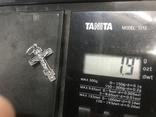 Крест Серебро, фото №4