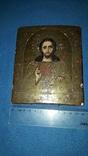 Старая икона Иисус Христос, фото №2
