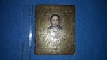 Старая икона Иисус Христос, фото №3