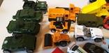 Коллекция машин HOT WHEELS грузовые с прицепом, легковые, и др. в кол. 40шт, фото №6