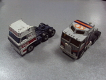 Машинка трейлеровоз макао лот 2 шт, фото №2