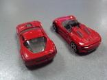 Машинка Chevrolet Corvette Hot Wheels лот 2 шт, фото №6