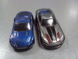 Машинка Dodge Aston Martin Hot Wheels лот 2 шт, фото №10