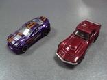 Машинка Chevrolet Corvette Hot Wheels лот 2 шт, фото №2