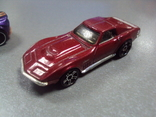 Машинка Chevrolet Corvette Hot Wheels лот 2 шт, фото №5