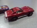 Машинка Chevrolet Corvette Hot Wheels лот 2 шт, фото №9
