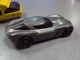 Машинка Chevrolet Corvette дорожная техника Hot Wheels лот 2 шт, фото №8