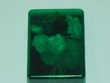Брошка искусственные цветы ГДР, фото №2
