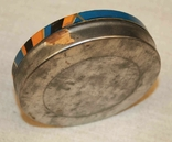 Старая жестяная коробка от конфет, фото №4