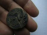 Царская пуговица (елочная игрушка), фото №7