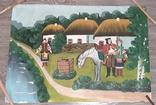 ''Не жартуй'',народный художник,варианты на тему картины Н.Пимоненко. копия, фото №3
