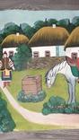 ''Не жартуй'',народный художник,варианты на тему картины Н.Пимоненко. копия, фото №6