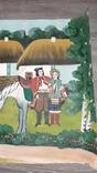 ''Не жартуй'',народный художник,варианты на тему картины Н.Пимоненко. копия, фото №7