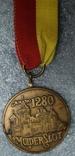 Медаль Польша юбилейная тяжелая, фото №2