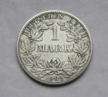 1 марка 1902 г. (F) Германия, серебро, фото №5