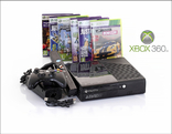 XBOX 360. 4GB плюс Kinect. Игровая приставка. Комплект с играми., фото №3