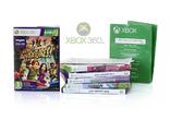 XBOX 360. 4GB плюс Kinect. Игровая приставка. Комплект с играми., фото №13