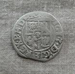 Полторак ( 1/24 талера ) 1622 года. Сиг. ІІІ Ваза ( SIGI )., фото №3